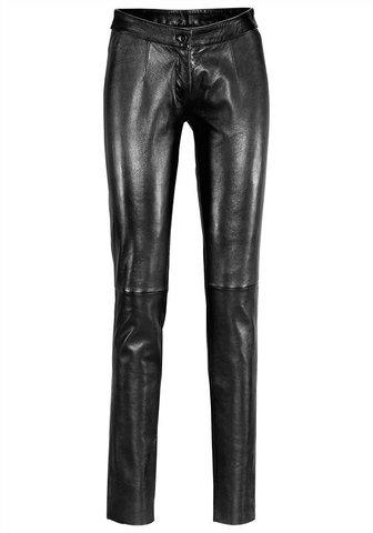 v7110 hose leder leggings lederhose laura scott ebay. Black Bedroom Furniture Sets. Home Design Ideas